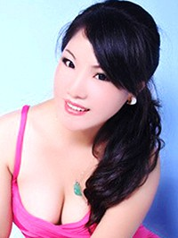 Asian woman Jun from Shenyang, China