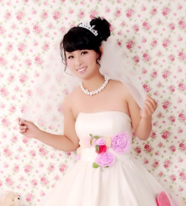 Asian bride Fangfang from Fushun