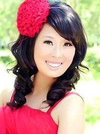Asian Bride Fangfang from Fushun, China