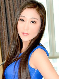 Asian lady Ling from Fushun, China, ID 48718