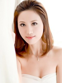 Asian woman Xiaoqi from Fushun, China