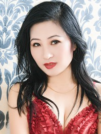 Asian single woman Yue from Shenyang, China