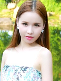 Asian Bride Rong from Yiyang, China