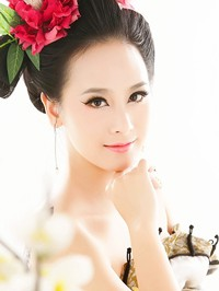 Asian Bride Minmin from Changsha, China