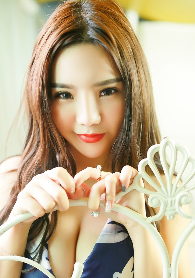 Asian bride Ting from Changsha