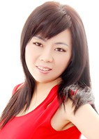 Asian lady Jing from Nanchang, China, ID 48818