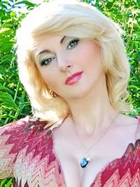 Russian woman Liliya from Nikopol, Ukraine
