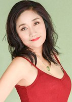 Asian lady Aijun (Darcy) from Shenyang, China, ID 48922