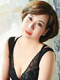 Asian lady Weihong (Kitty) from Futian, China, ID 48936