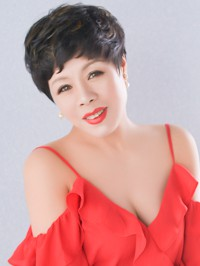 Asian lady Hong (Beate) from Fushun, China, ID 48946