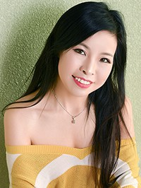 Asian woman Xiujuan from Harbin, China