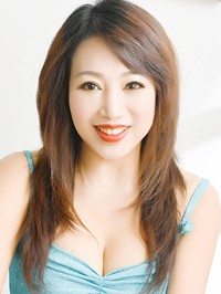 Asian single woman Liju from Fushun, China