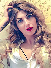 Russian single woman Alina from Kharkov, Ukraine
