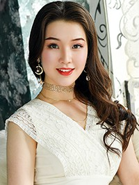 Asian lady Yanhong (Nancy) from Dalian, China, ID 49028