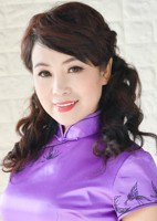 Asian lady Hua (Cassie) from Shenyang, China, ID 49043