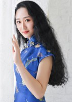 Single Xinyue (Amy) from Shenyang, China