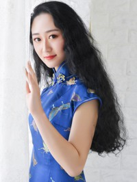 Asian lady Xinyue (Amy) from Shenyang, China, ID 49045