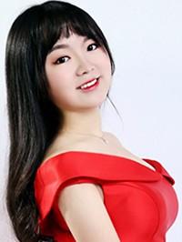 Asian woman Jing from Changsha, China