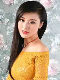 Asian Bride Mingqing (Star) from Liaoyang, China