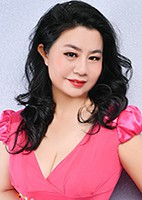 Asian lady Hong (Vicky) from Shenyang, China, ID 49098