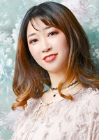 Asian lady Xiaoqing (Icey) from Shenyang, China, ID 49101