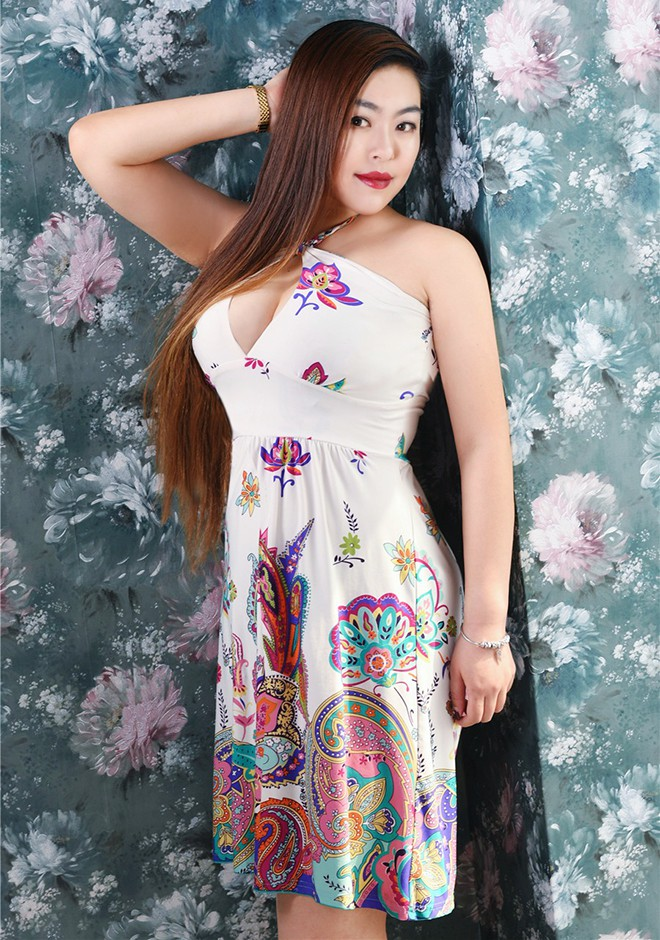 Asian bride Tingting (Cherry) from Shenyang