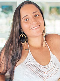 Latin woman Caroline from Rio de Janeiro, Brazil