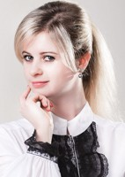 Russian single Elena from Severodonetsk, Ukraine