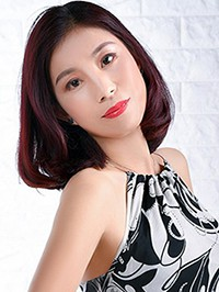 Single Jie (Joan) from Fushun, China