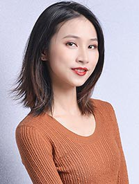 Asian woman Qi (Hellen) from Guangdong, China