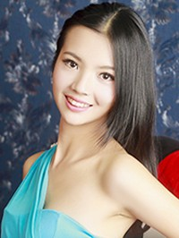 Asian single woman Guofei (Lily) from Nanchang, China