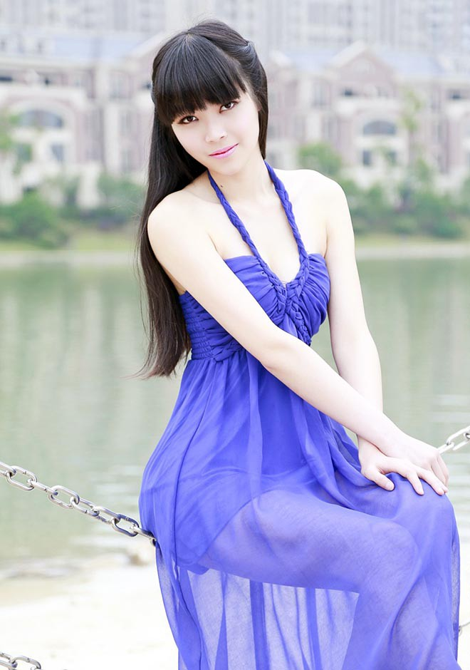 Asian bride Qi (Juliet) from Nanchang