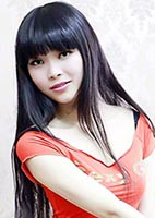 Asian lady Qi (Juliet) from Nanchang, China, ID 49167