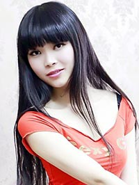 Asian Bride Qi (Juliet) from Nanchang, China