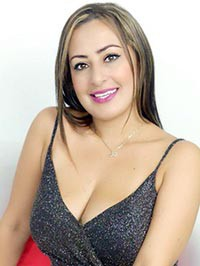 Latin woman Lina Patricia from Antioquia, Colombia
