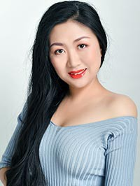 Asian woman Hai (Lina) from Shenyang, China