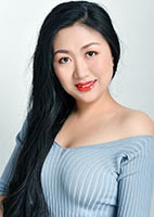 Asian lady Hai (Lina) from Shenyang, China, ID 49198