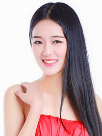Asian Bride Huiyuan from Nanchang, China
