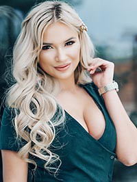 Russian single woman Yulia from Lvov, Ukraine