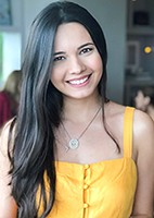 Russian single Thaina (Karol) from Rio de Janeiro, Brazil