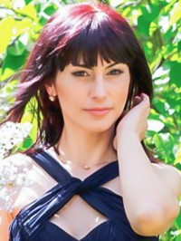 Russian woman Olga from Zaporozhye, Ukraine