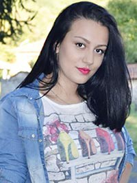 European single woman Anastasia from Niš, Serbia