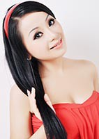 Asian lady Jialin from Hengyang, China, ID 49288