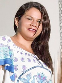 Latin Bride Lady Johana from Santiago de Cali, Colombia