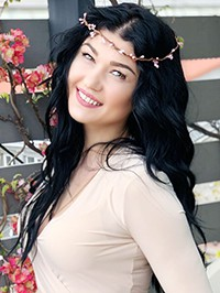 Russian woman Olga from Odessa, Ukraine