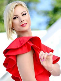 Svetlana from Chernomorsk, Ukraine