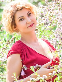 Russian woman Nataliya from Zaporizhia, Ukraine