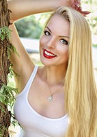 Single Olga from Odesa, Ukraine