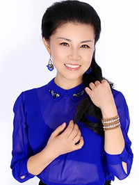 Asian Bride Xiaoling from Wuhan, China