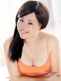 Russian woman Lijun from Wuhan, China